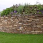 Steinmauer von Gartenlipp GmbH